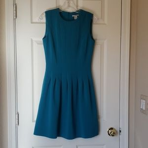 H&M  Teal Dress